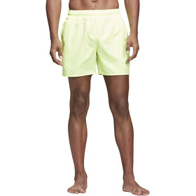 adidas Solid SL Shorts Men hi-res yellow